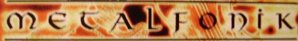 Metalfonik - Logo