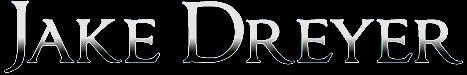 Jake Dreyer - Logo