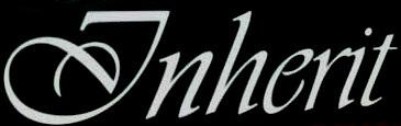 Inherit - Logo