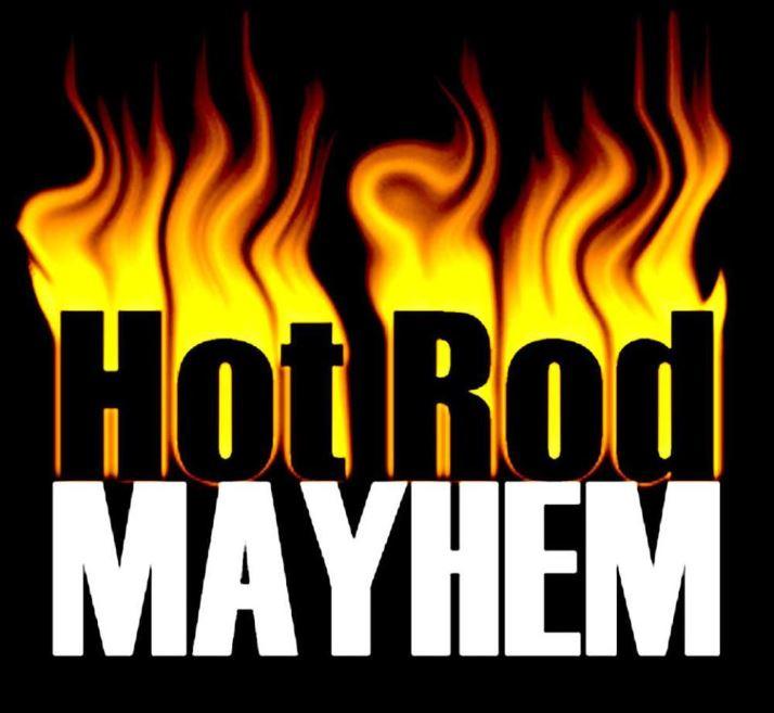 Hotrod Mayhem - Logo