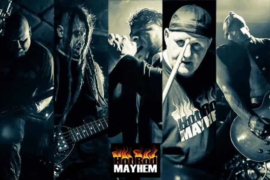 Hotrod Mayhem - Photo