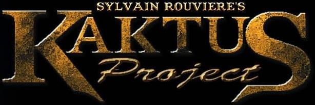 Sylvain Rouvière's Kaktus Project - Logo