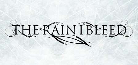 The Rain I Bleed - Logo