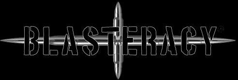 Blasteracy - Logo