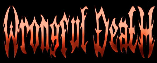 Wrongful Death - Logo