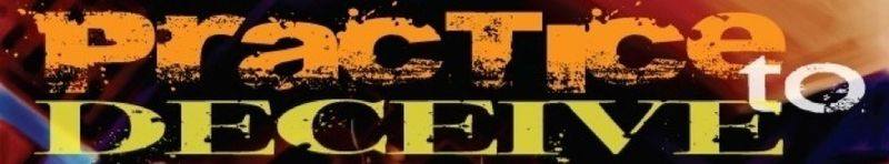 Practice to Deceive - Logo