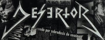 Desertor - Logo