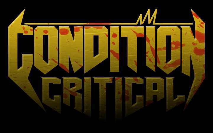Condition Critical - Logo