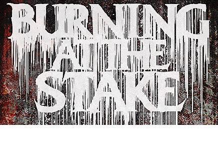 Burning at the Stake - Logo