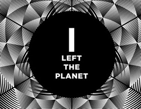 I Left the Planet - Logo