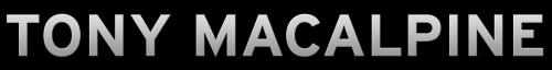 Tony MacAlpine - Logo