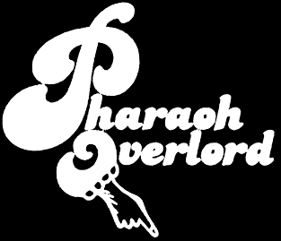 Pharaoh Overlord - Logo