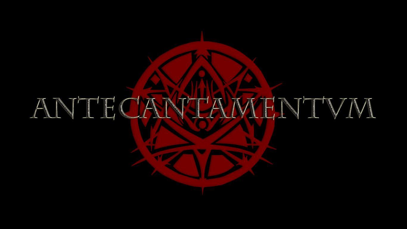 Antecantamentum - Logo