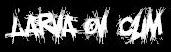 Larva ov Cum - Logo
