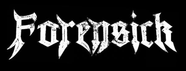 Forensick - Logo