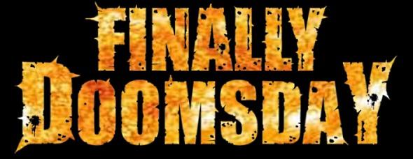 Finally Doomsday - Logo