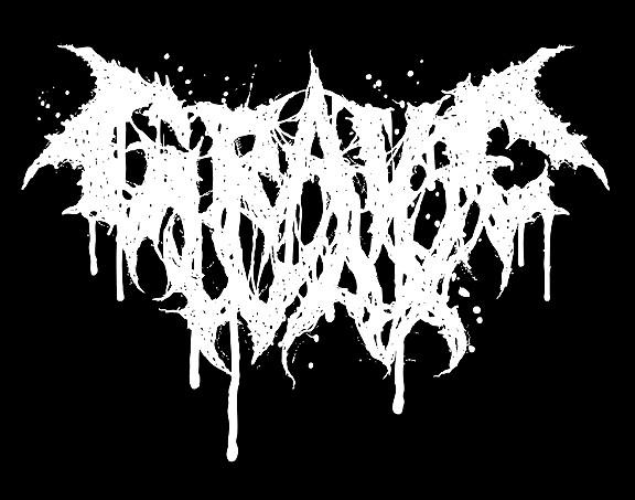 Grave Wax - Logo