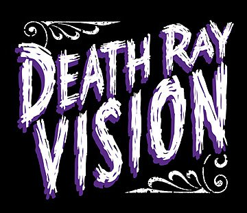 Death Ray Vision - Logo