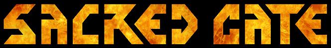 Sacred Gate - Logo