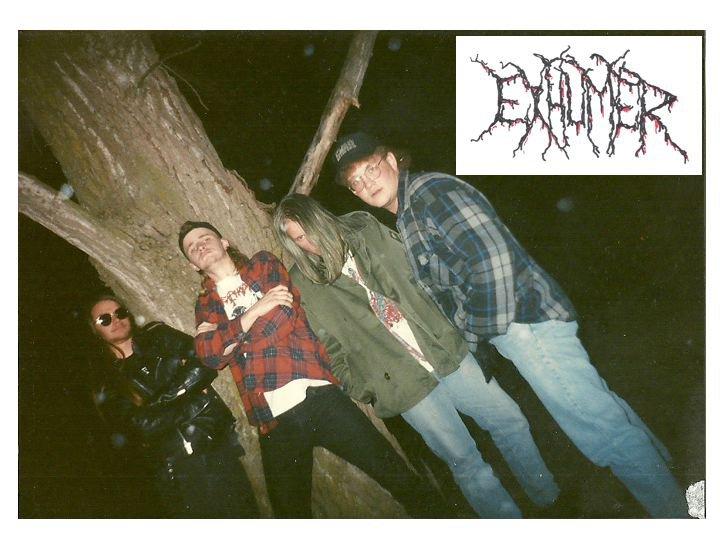 Exhumer - Photo