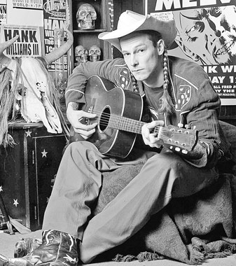 Hank Williams III - Photo