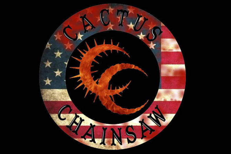Cactus Chainsaw - Logo
