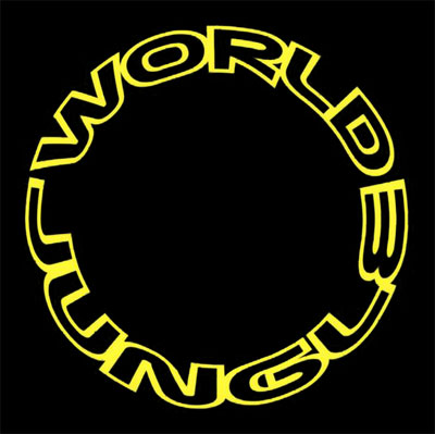 World Jungle - Logo