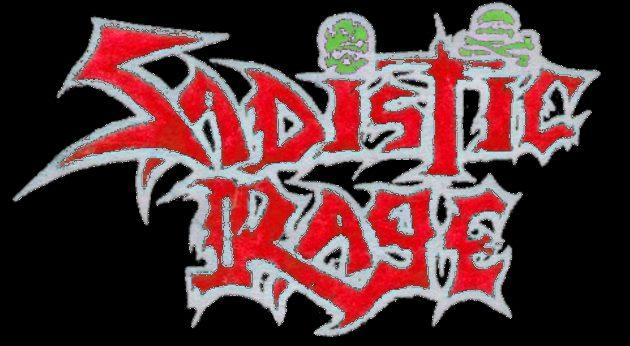 Sadistic Rage - Logo