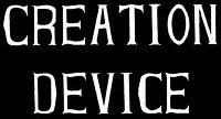 Creation Device - Logo
