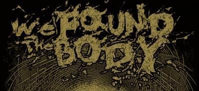 We Found the Body - Logo
