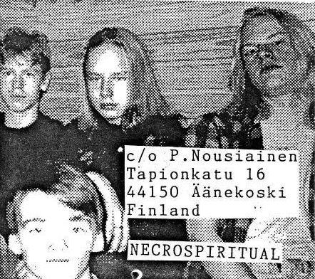 Necrospiritual - Photo
