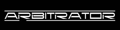 Arbitrator - Logo
