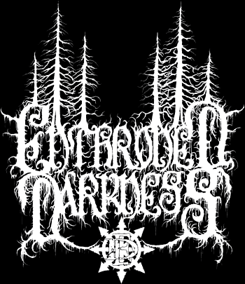 Enthroned Darkness - Logo