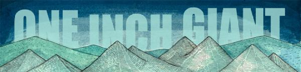 One Inch Giant - Logo