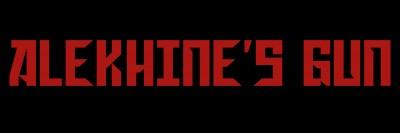 Alekhine's Gun - Logo