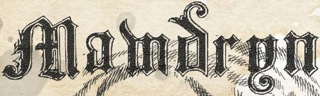 Mawdryn - Logo