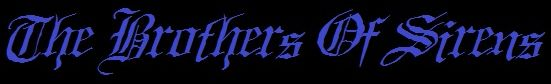 The Brothers of Sirens - Logo