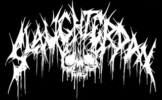 Slaughterday - Logo