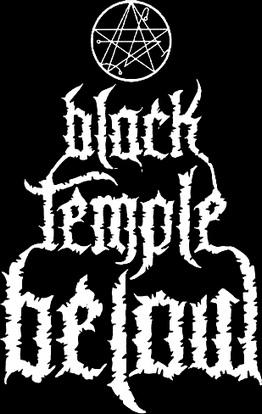 Black Temple Below - Logo