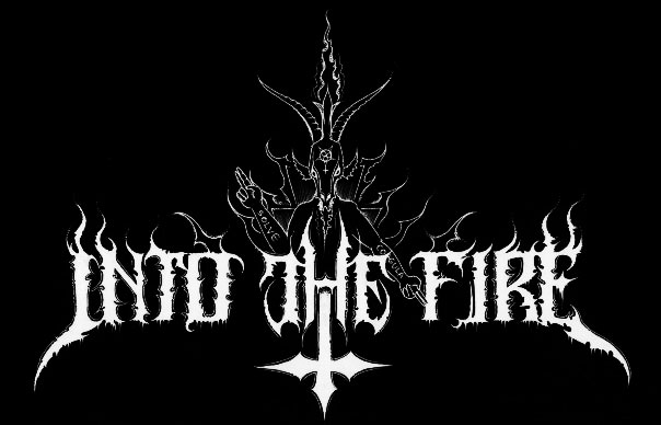 Into the Fire - Logo