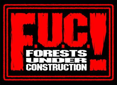 Forests Under Construction - Logo