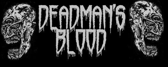 Deadman's Blood - Logo