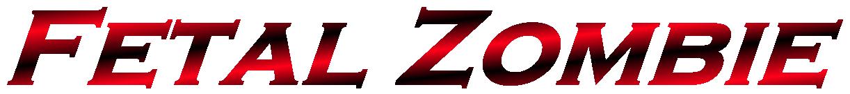 Fetal Zombie - Logo