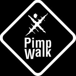 PimpWalk - Logo