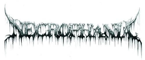 Necrophania - Logo