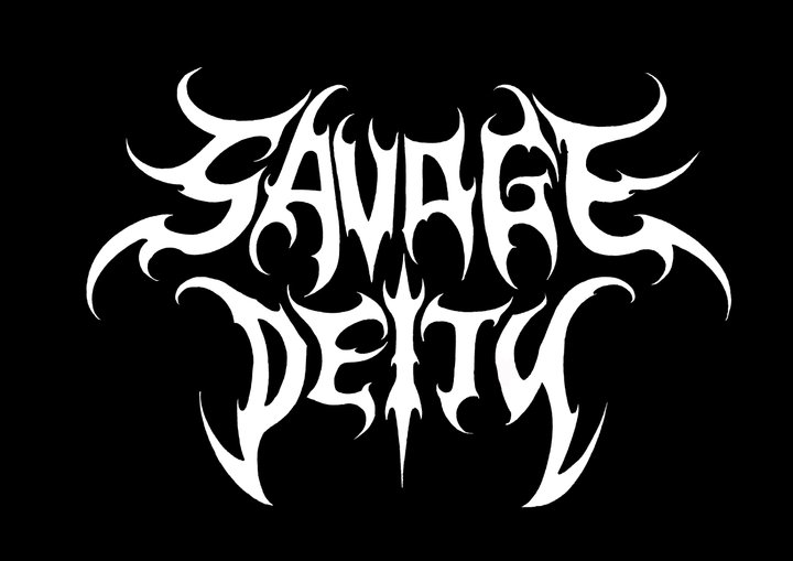 Savage Deity - Logo