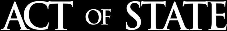 Act of State - Logo