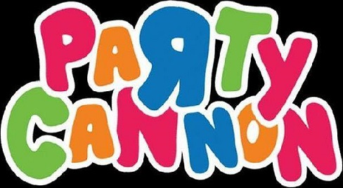 Party Cannon - Logo