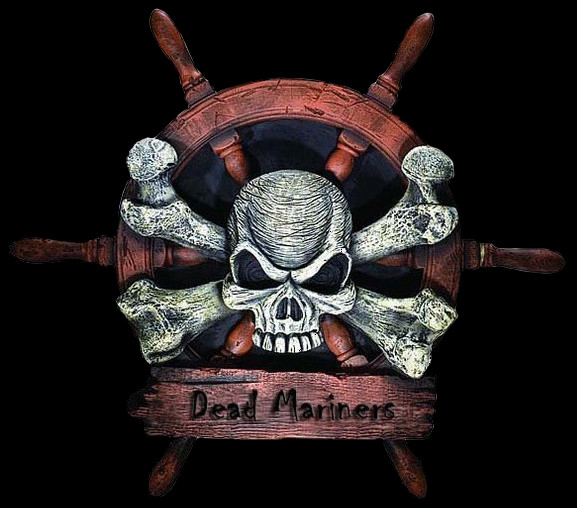 Dead Mariners - Logo
