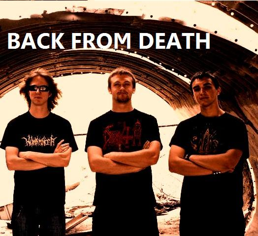 Back from Death - Photo